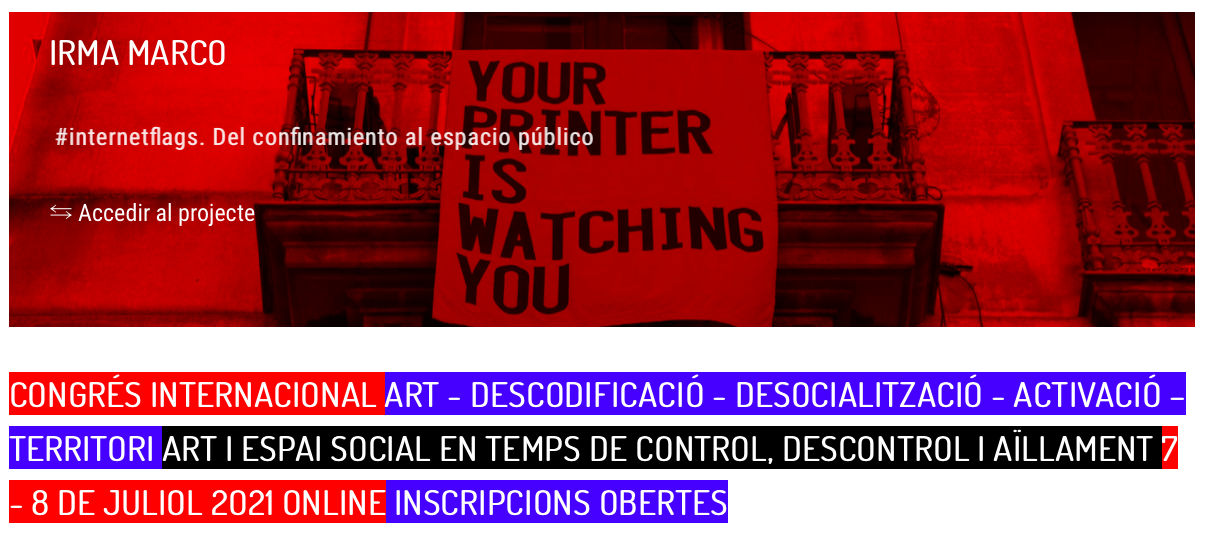 AMPLIA PARTICIPACIÓ DE DONES EN EL CONGRÉS ADD+ART